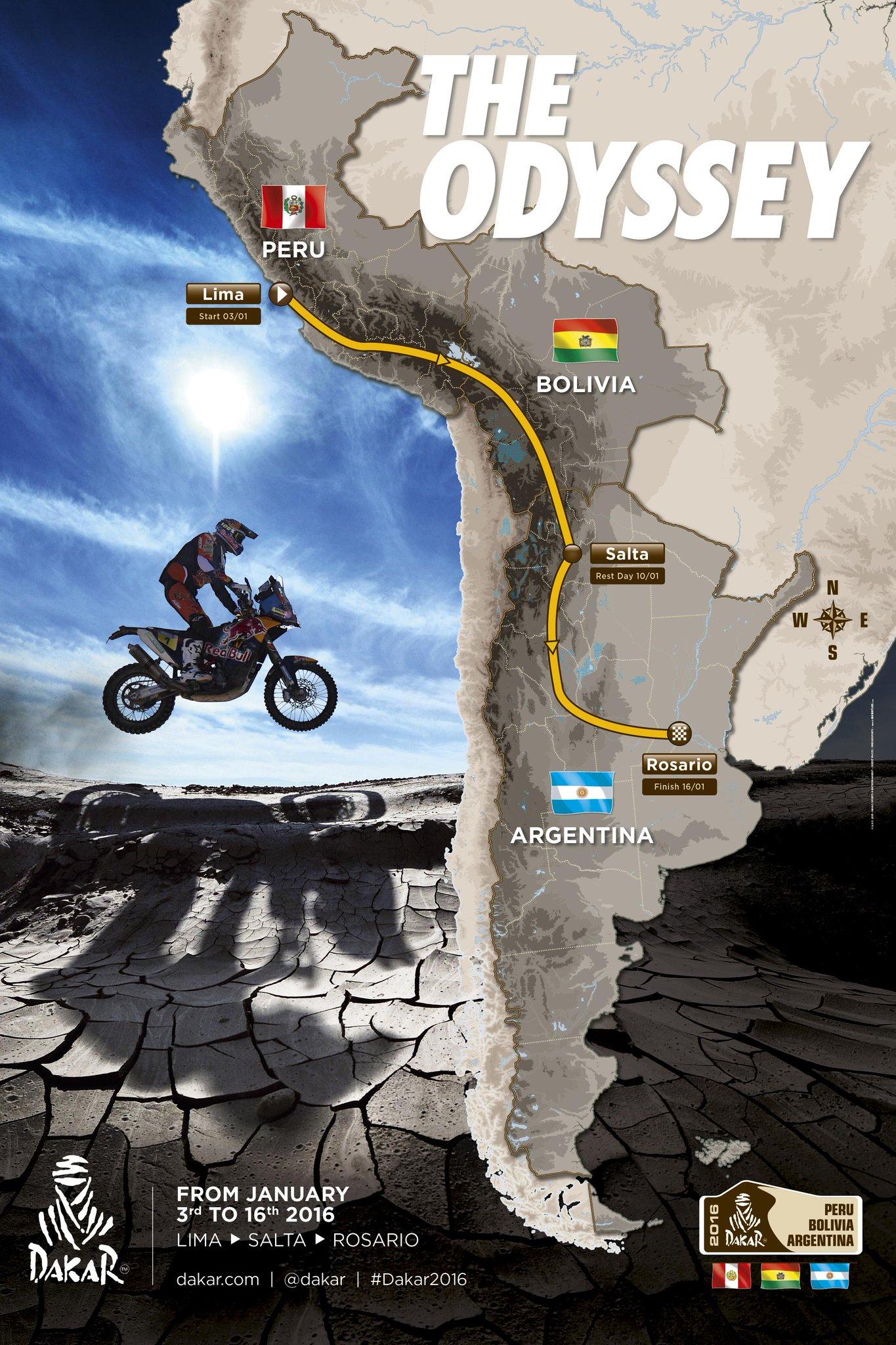 2015 Rallye Raid Dakar Argentina - Bolivia - Chile [4-17 Enero] - Página 12 CCsumTyUIAQg8-i