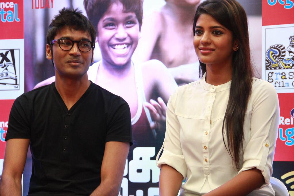 'Kaaka Muttai' Trailer launched