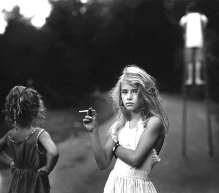 candy cigarette sally mann essay Elina senior honors  candy cigarette sally mann captured many images with the intention to evoke different interpretations for each of her photographs.