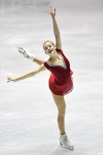 Грейси Голд / Gracie GOLD USA CCt7QbRUgAEteQB