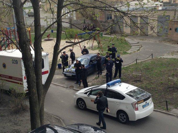 В Киеве убили журналиста Олеся Бузину