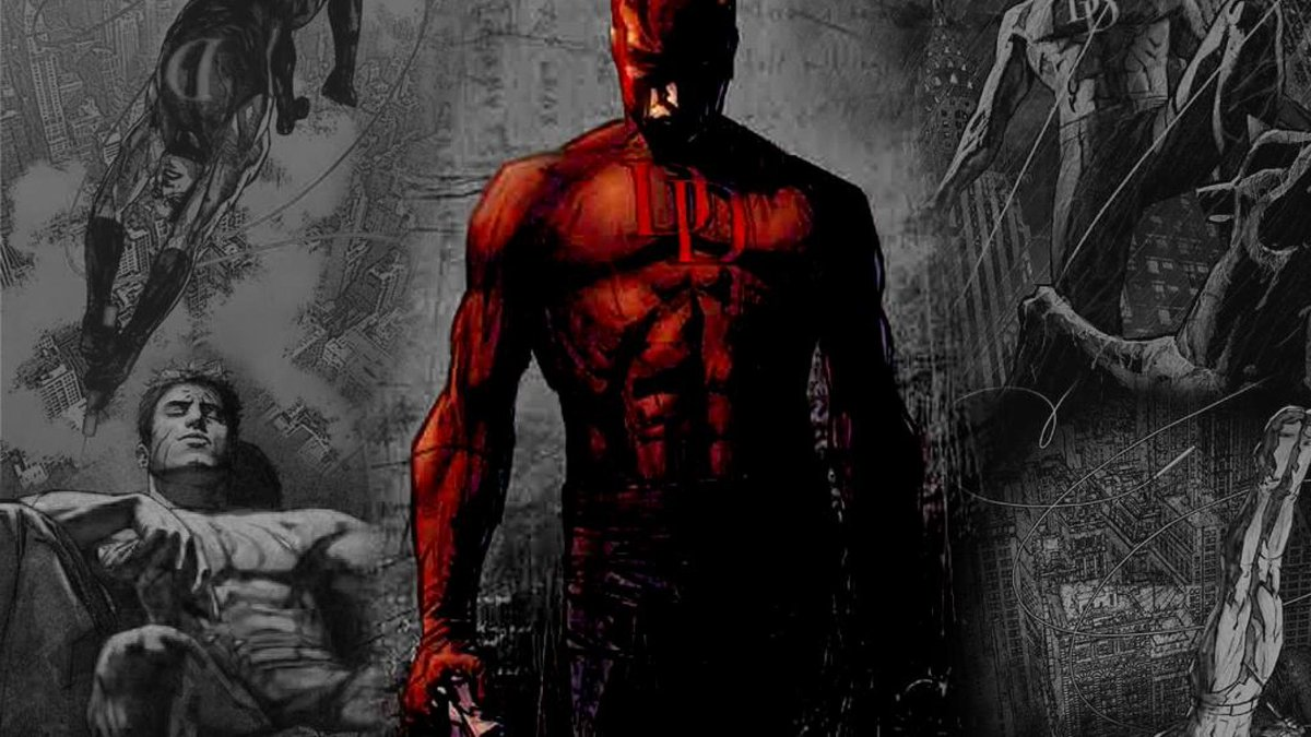 Hd Wallpapers News On Twitter Daredevil Netflix Wallpaper