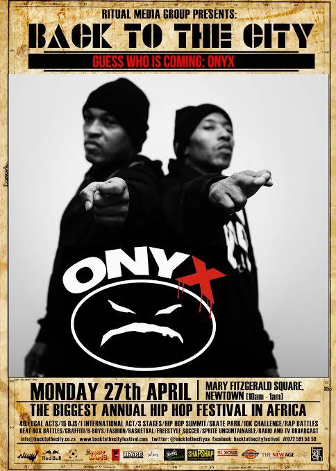 Onyx newtown