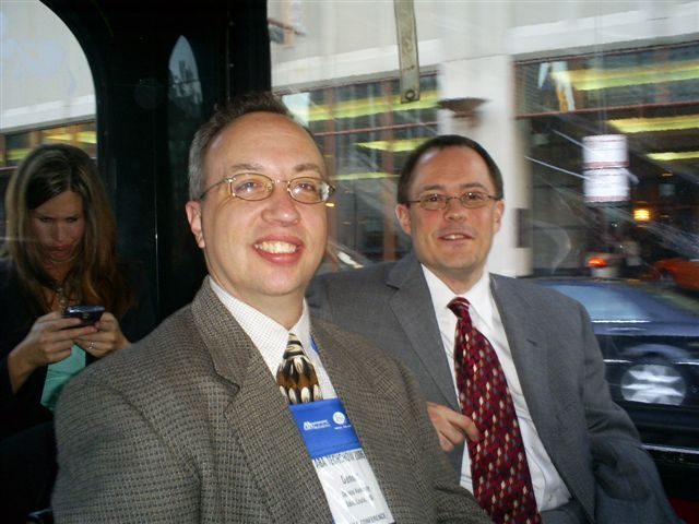 9 TECHSHOWS ago today... still crazy after all these years. @denniskennedy #abatechshow http://t.co/ydD3KZvovr