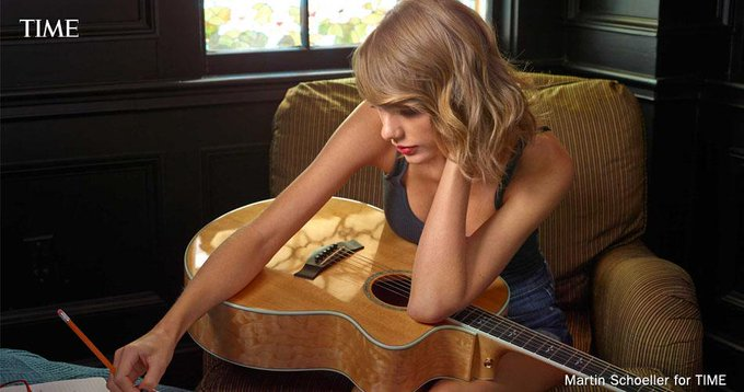 .@Taylorswift13 is 'fierce, curious, boundlessly talented,' writes @Mariska #TIME100 http://t.co/ya2gjXghyH