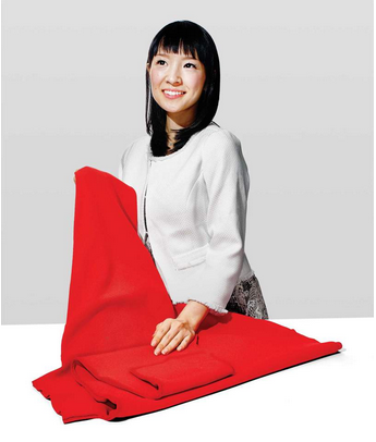 marie kondo on twitter time magazine names the 100 most influential people marie kondo by. Black Bedroom Furniture Sets. Home Design Ideas