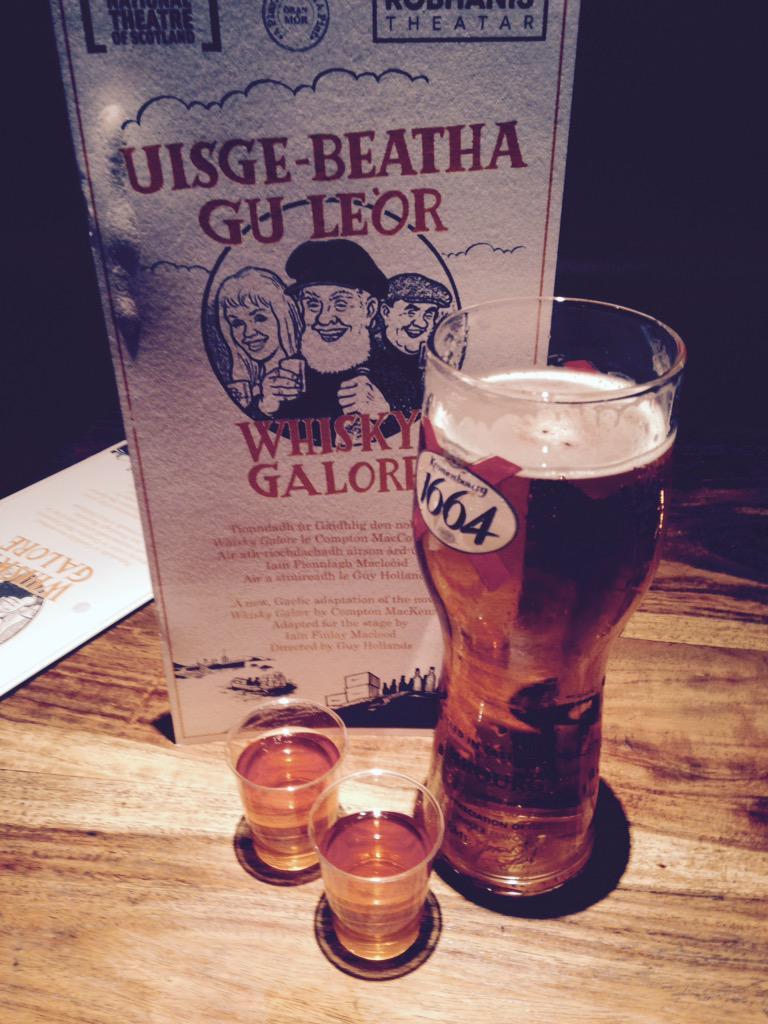 Thumbnail for Uisge-Beatha Gu Leòr / Whisky Galore