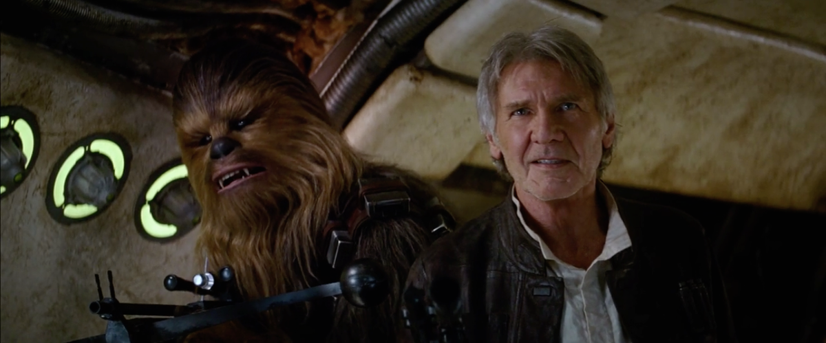 """Chewie, we're home."" http://t.co/MLvV1JnJTK"