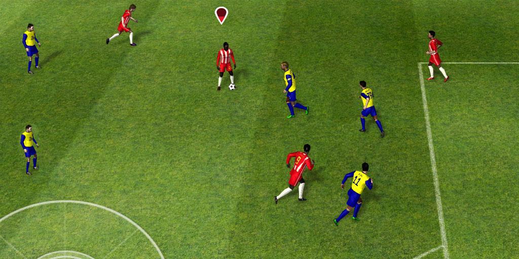 Uptodown On Twitter Hay Pocos Juegos De Futbol Buenos En Android