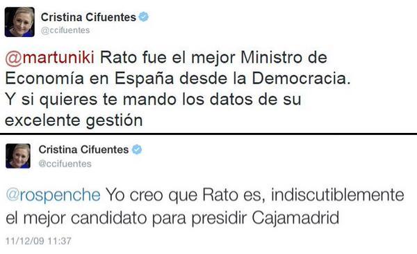 ¿Qué ha pasado con los que defendian a Rato? CCu_e7QWEAEzWz6