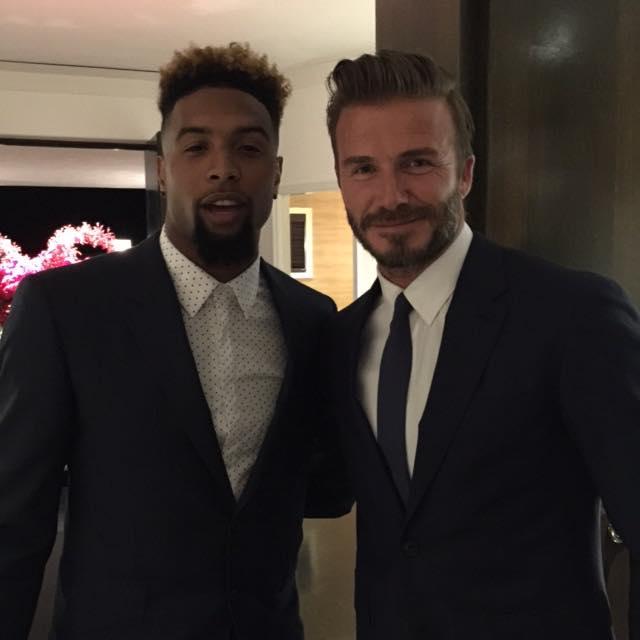¿Cuánto mide David Beckham? - Altura - Real height CCuoUqPWIAIXrRY