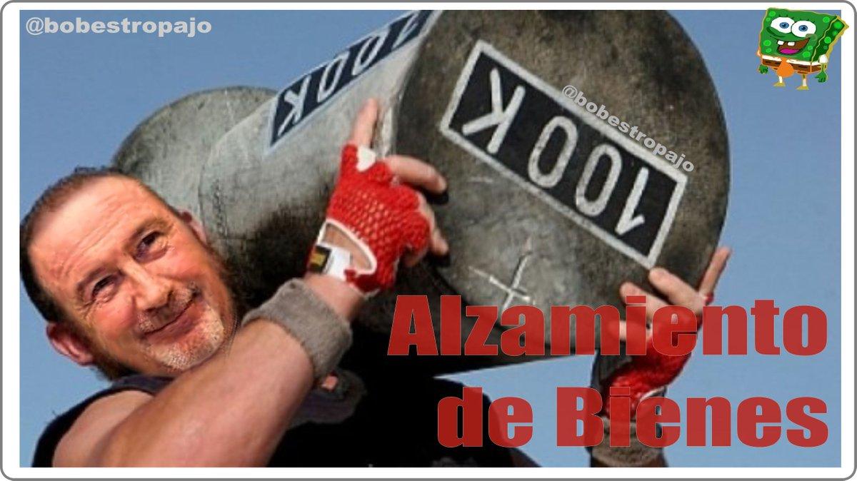 Uno de los delitos de los que se acusa a #RodrigoRato: ALZAMIENTO DE BIENES #Rato #RatoDetenido #FueraLaMafia17A http://t.co/TwA9mo5Kb1