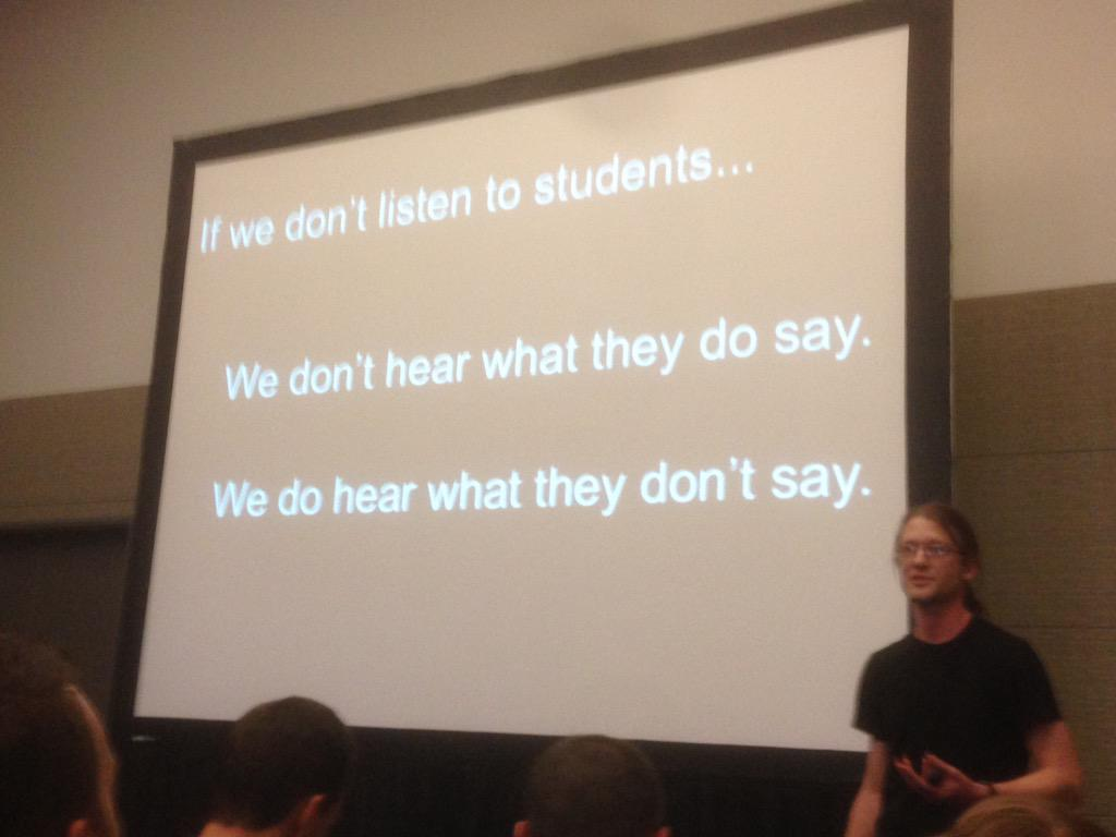 Listen to your students.  #NCTMBoston #shadowcon15 @Trianglemancsd http://t.co/TlUdMKBSAS