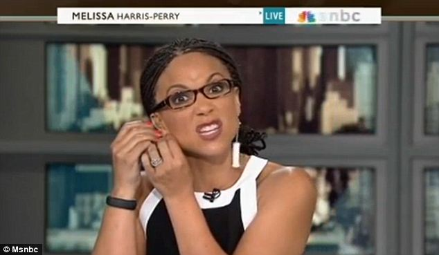 Melissa Harris-Perry is a tax cheat