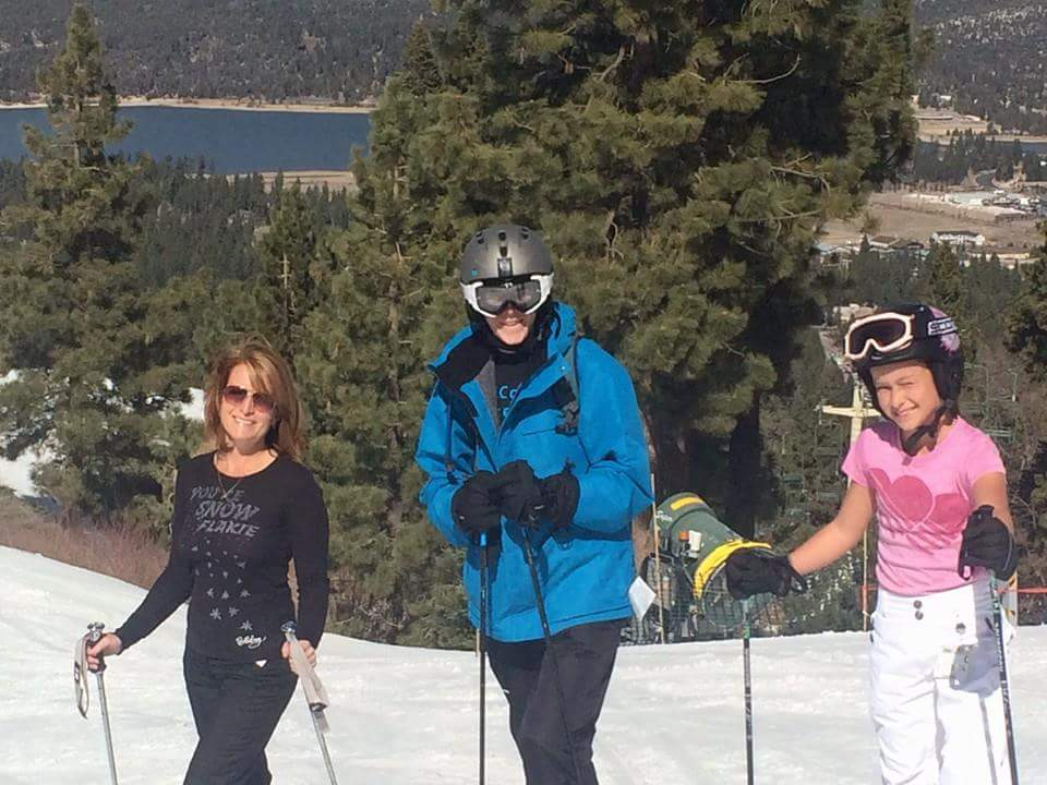 I #StandUpToLungCancer by skiing with my kids. THREE years remission!! http://t.co/zsijiXmLlS