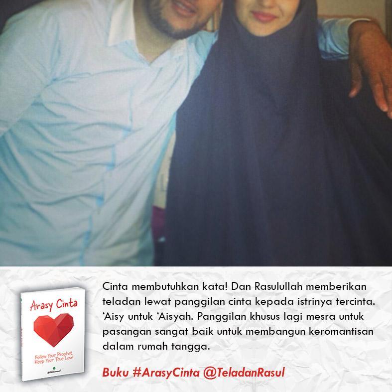 Kata Kata Cinta Rasul Kepada Istrinya