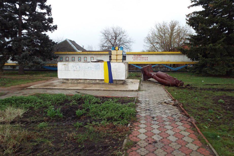 В Катериновке на Луганщине велись активные бои с использованием гранатометов и БТРов, - Москаль - Цензор.НЕТ 7185