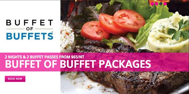 Buffet of Buffet Packages: 2 Nights & 2 Buffet Passes from $65/Night! http://t.co/3laEPIBroz http://t.co/HEvyIvFKMw