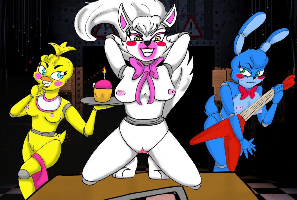 fnaf funtime chica porn