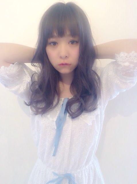 ヘアアイロン絹髪美人「SKE48平松可奈子newhairと使ってるコテ、アイロン」