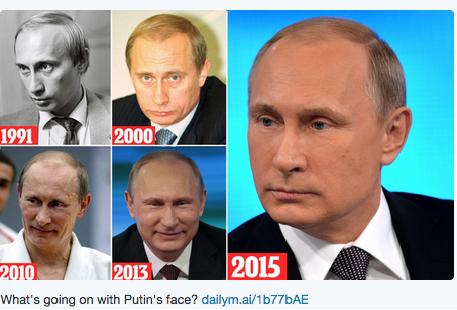 """Пришло время овладеть смыслом """"языка Путина"""" и внимательно прислушаться к его мрачным сигналам, - Newsweek - Цензор.НЕТ 9915"""
