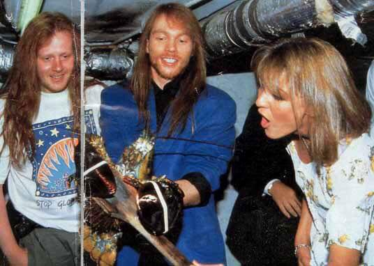 Guns N Roses Blog On Twitter Gunsnroses At Axlrose With His