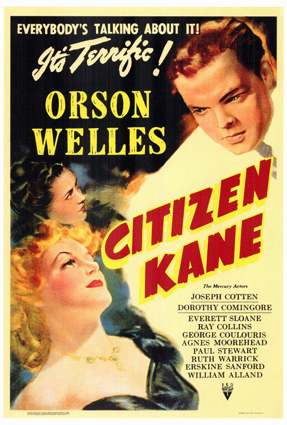 Orson Welles was just 25 when he directed, co-wrote, starred in & produced his 1st feature film: CITIZEN KANE/7pm http://t.co/vHnrmu4Rrn