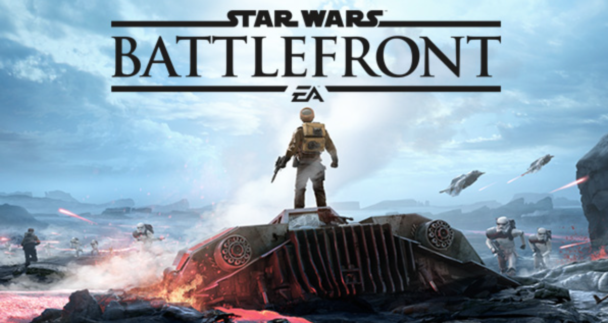 Who's excited for Star Wars Battlefront reveal? At 1:30 EST! http://t.co/rQXugnHaV4 #StarWarsBattlefront http://t.co/PoDreGmL5W