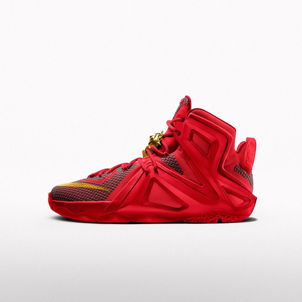 5cdcc9d64290 customize your lebron 12 elite now exclusively on nikeid