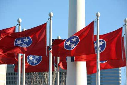 On this date in 1905, Tennessee adopted our state flag. RETWEET if you think we have the grandest flag of them all! http://t.co/56KE3h7SJo