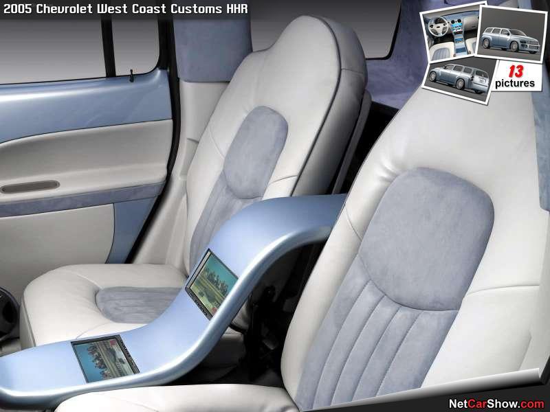 West Coast Customs On Twitter Custom Interior On The Chevy Hhr
