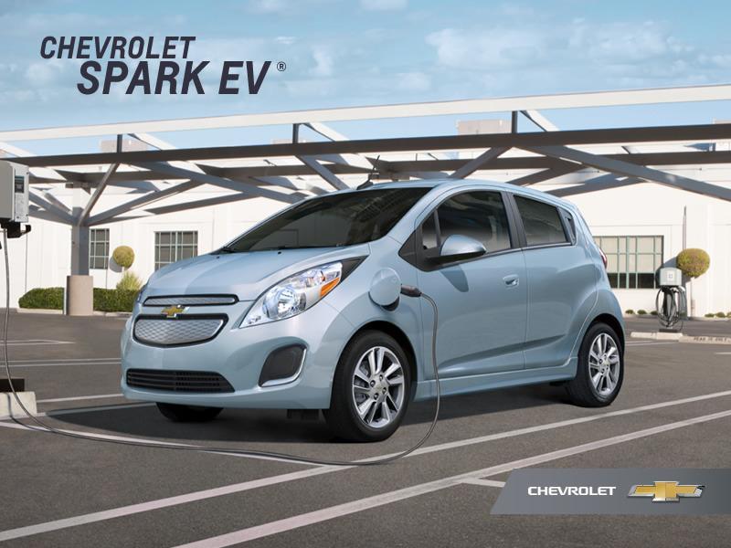 Chevrolet On Twitter Chevrolet Spark Ev Diversin Con Cero
