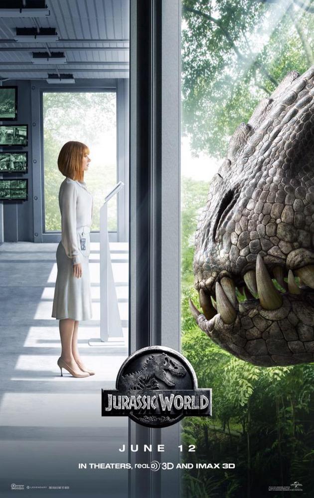 Jurassic World (Jurassic Park IV) de Colin Trevorrow  - Page 5 CCzlTMvW0AEicza