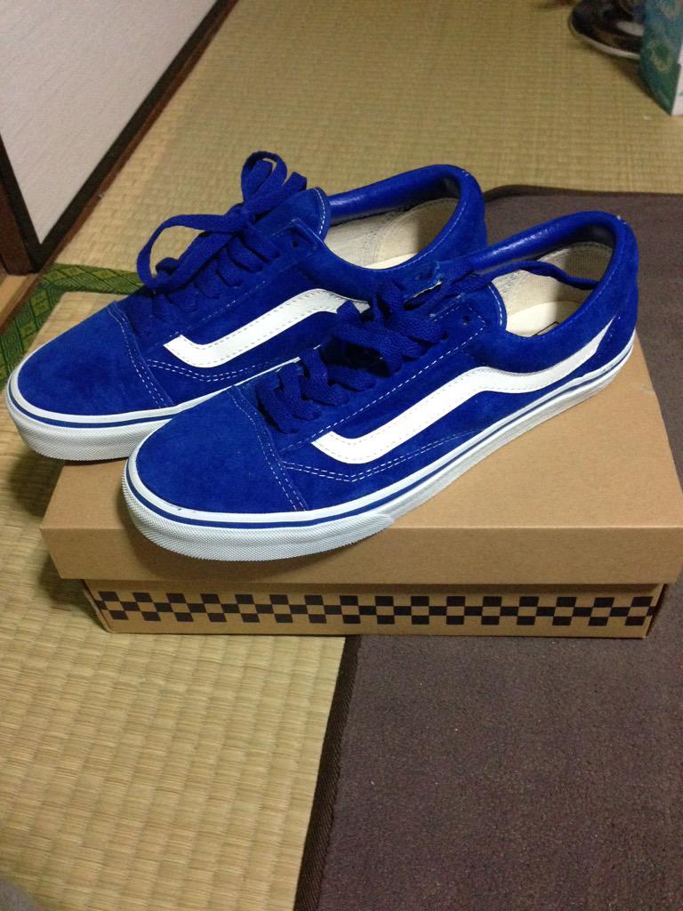 GET!! VANS OLD SKOOL  #sneaker #足元クラブ #足元倶楽部 #足元くらぶ #スニーカー #vans    #oldskoolpic.twitter.com/h1NiZoN9AI