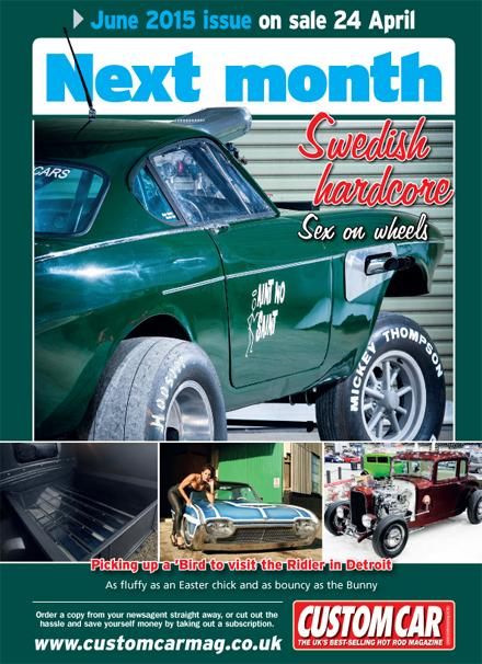 Custom Car Magazine On Twitter Coming Up In The New Issue Of