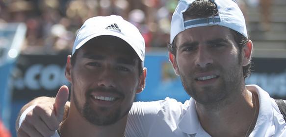 Tennis streaming su Rojadirecta: Bolelli Fognini in diretta live gratis da Montecarlo con SkyGo