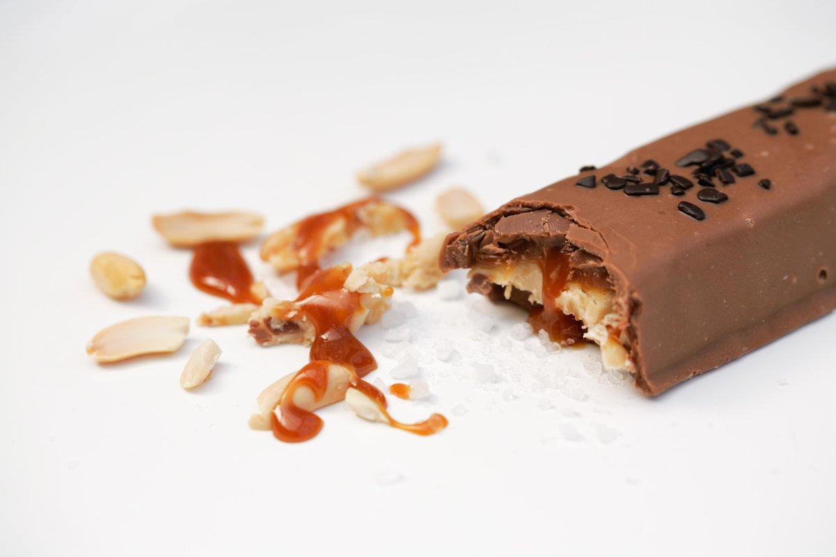 Grown Up Chocolate On Twitter Superb Salted Peanut Caramel