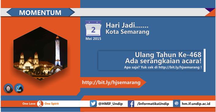 Hari Jadi Kota Semarang