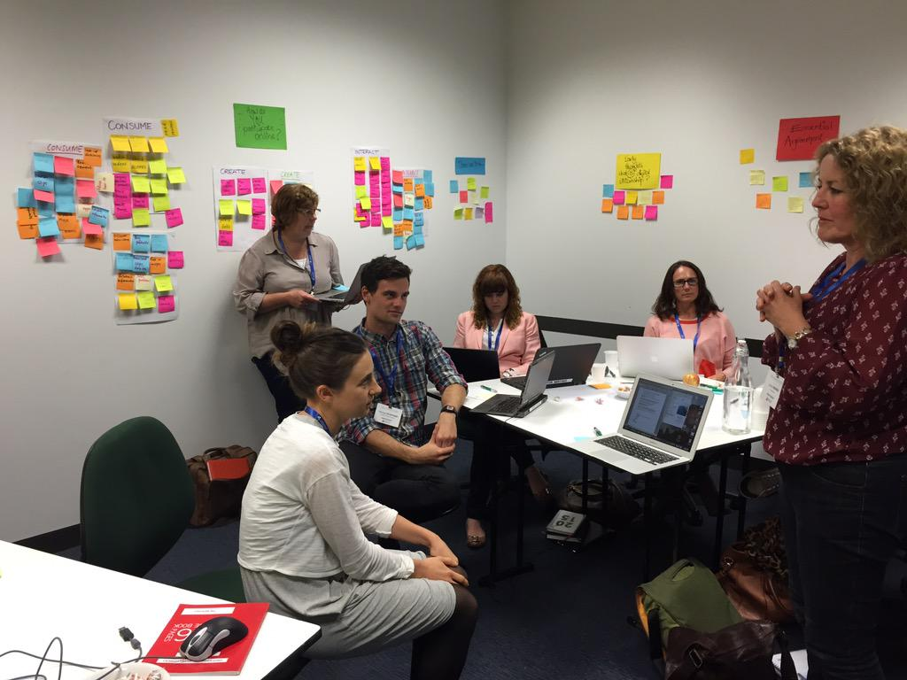 Debating open vs closed blogs at #ibmelb in #digcitpyp workshop. Add your thoughts? #pypchat http://t.co/jYbpCVRNt7