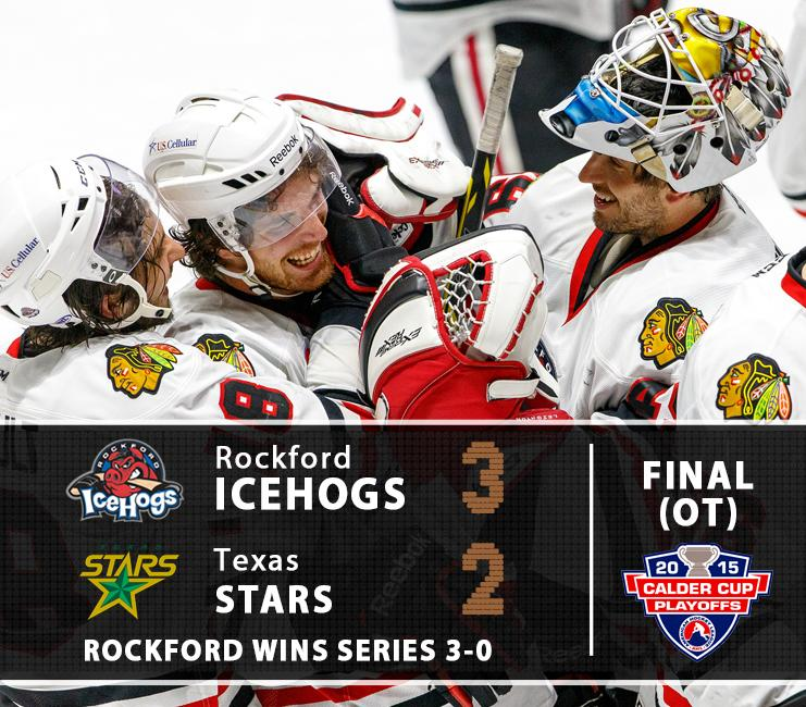 3 down, 12 to go. See you in the Conference Semifinals. #QuestForCalder  RECAP- http://t.co/Q4BDu7BQyf http://t.co/4F1POQQJJY