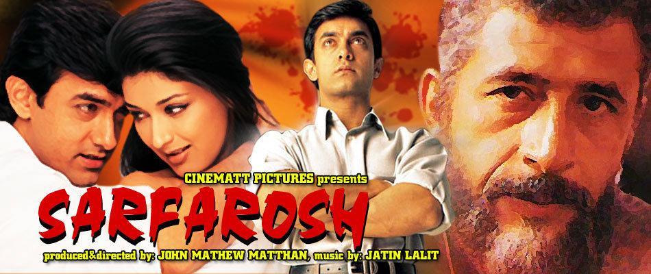 Image result for sarfarosh aamir khan poster