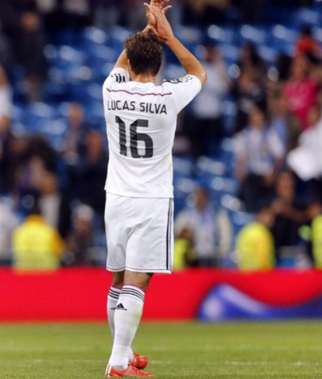 "Lucas Silva: Lucas Silva On Twitter: ""Bom Dia! Gran Partido De Todo El"