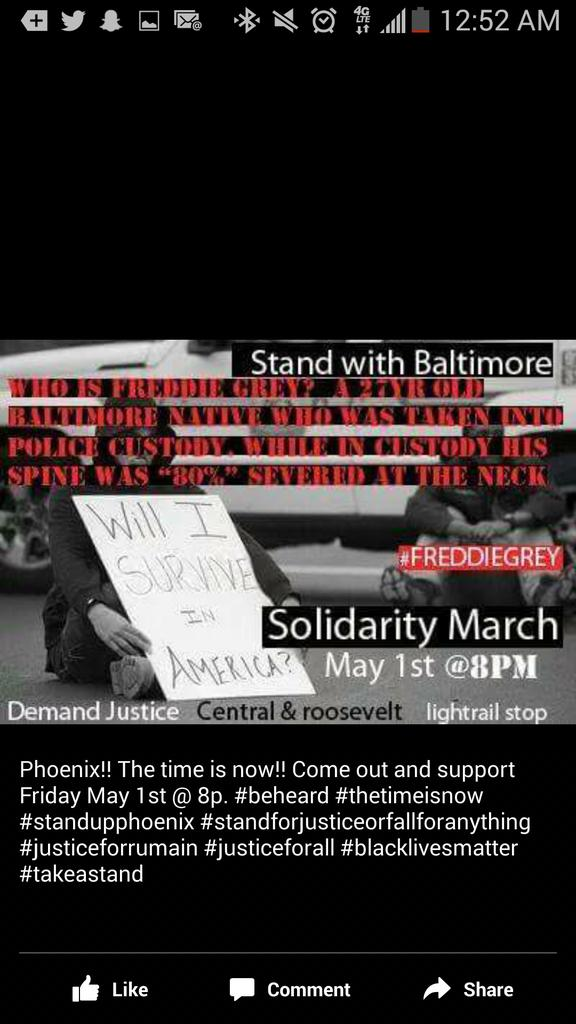 #Phoenix.#az  sees you #baltimore  @Deray please share!! http://t.co/9r6y4um81Q