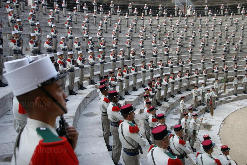 Camerone Day For The French Foreign Legion Fidelity To The Mission