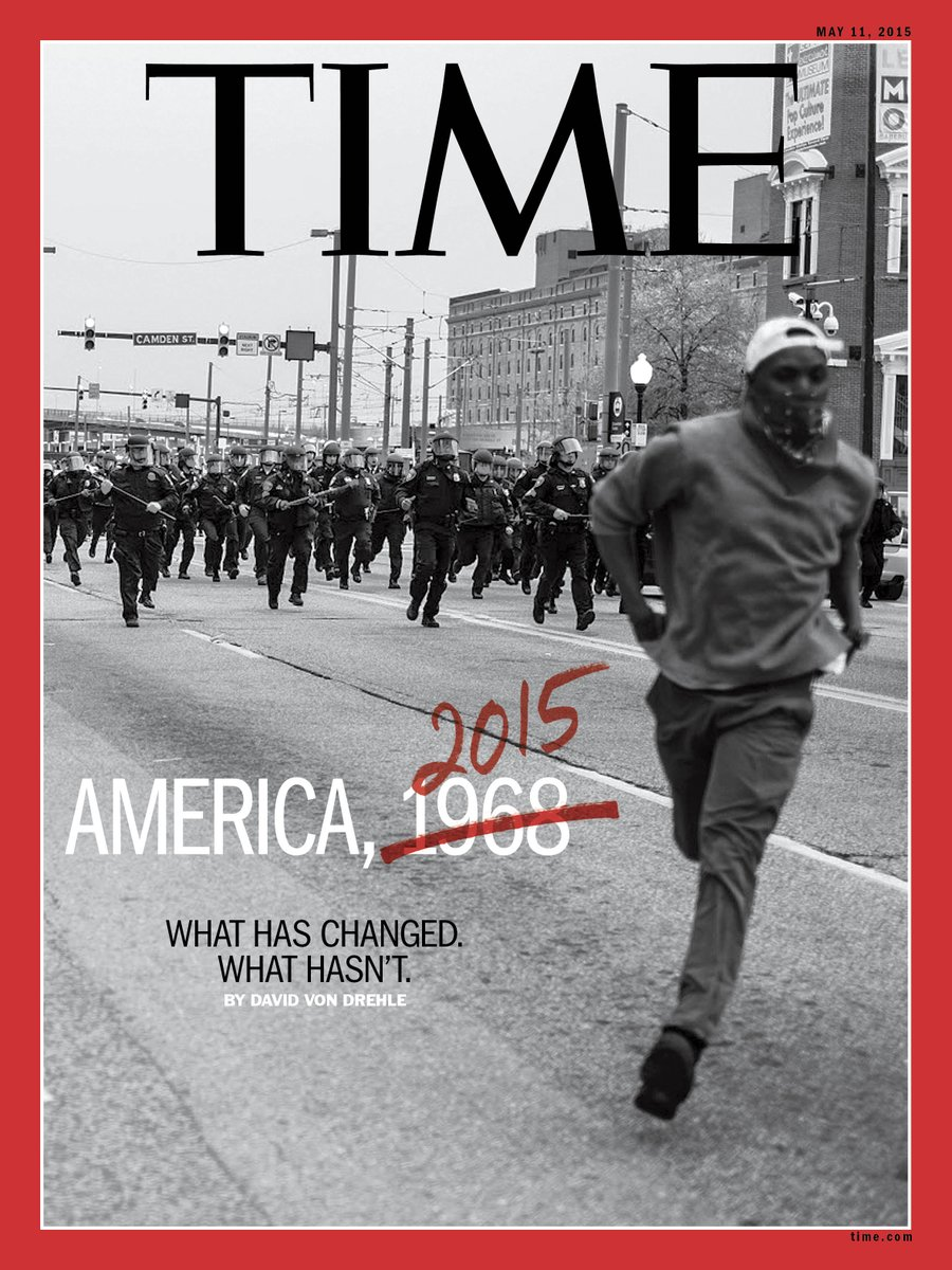 TIME's cover