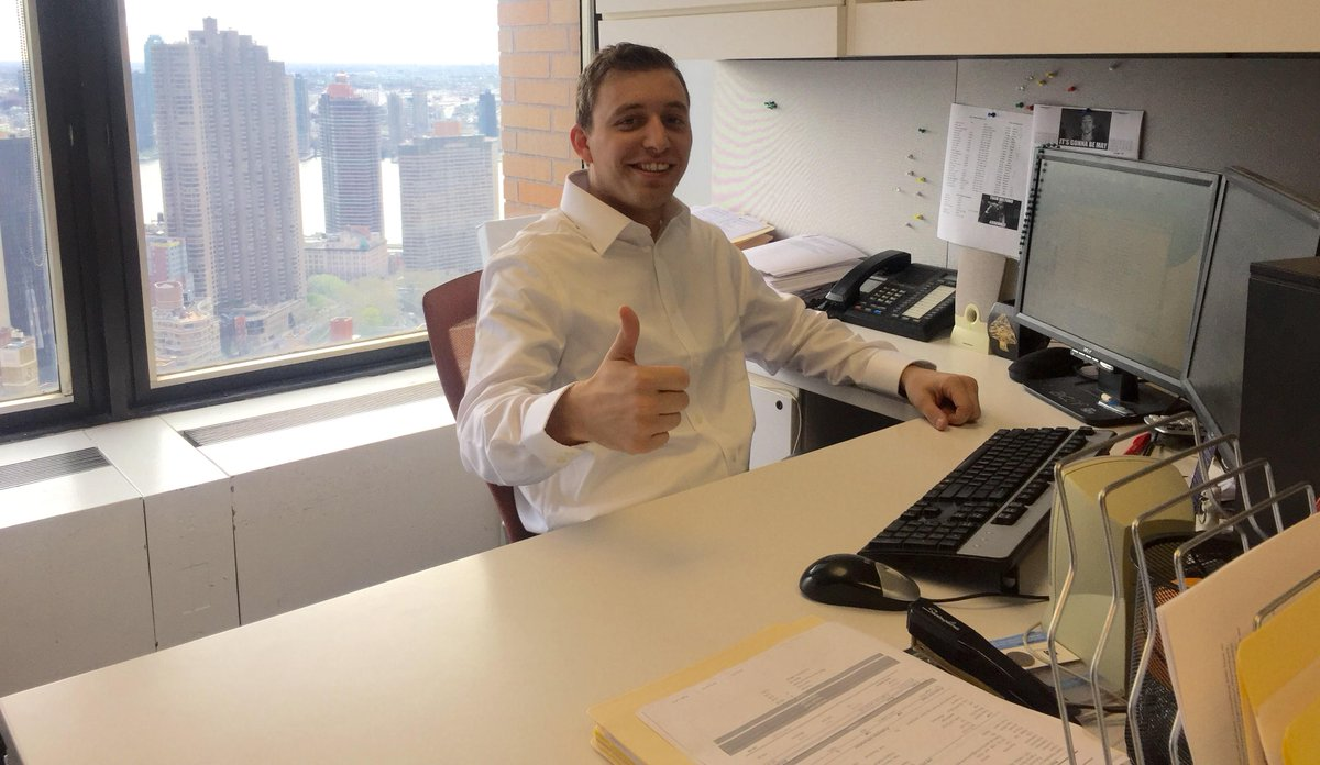 Thumbnail for #TerriersAtWork: Patrick Volpe (Questrom'09), TransPerfect