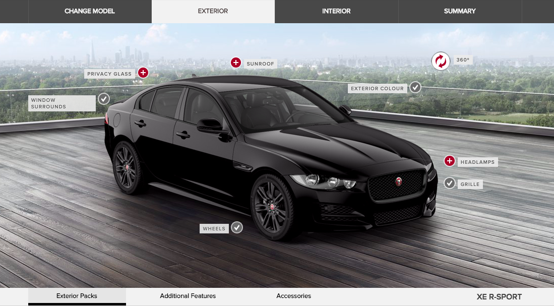 Jaguar On Twitter How About A Black Pack And Matrix Black Wheels