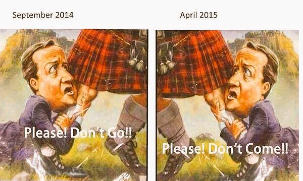 I'm voting #SNPbecause....
