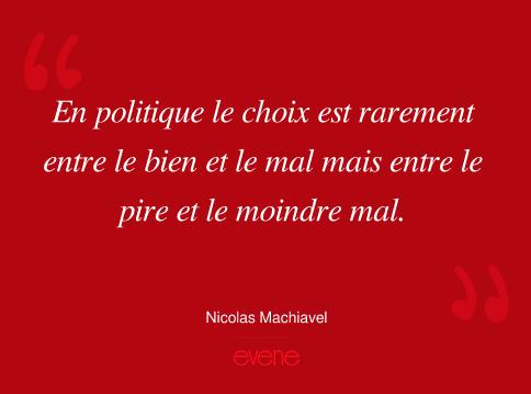 Nicolas Machiavel Dernières Actualités En Direct Info En