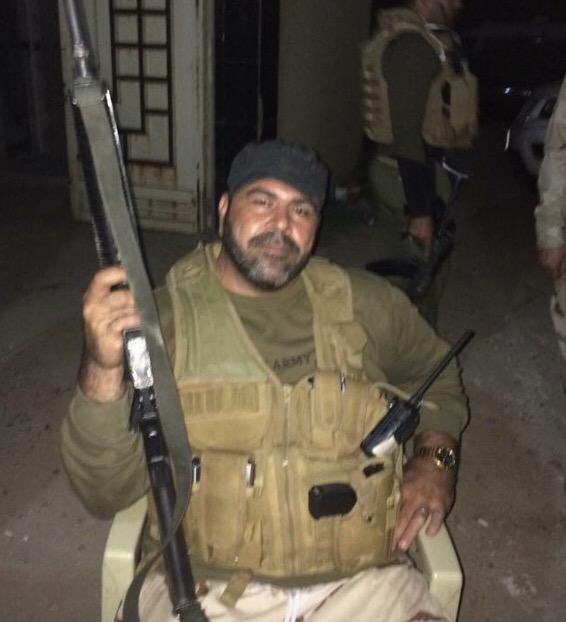 مقتل محمد حسن العامري في الكرمة